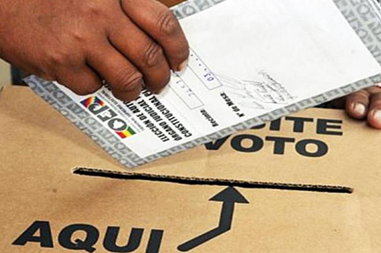 EL PELIGRO DE QUE NO HAYA ELECCIONES