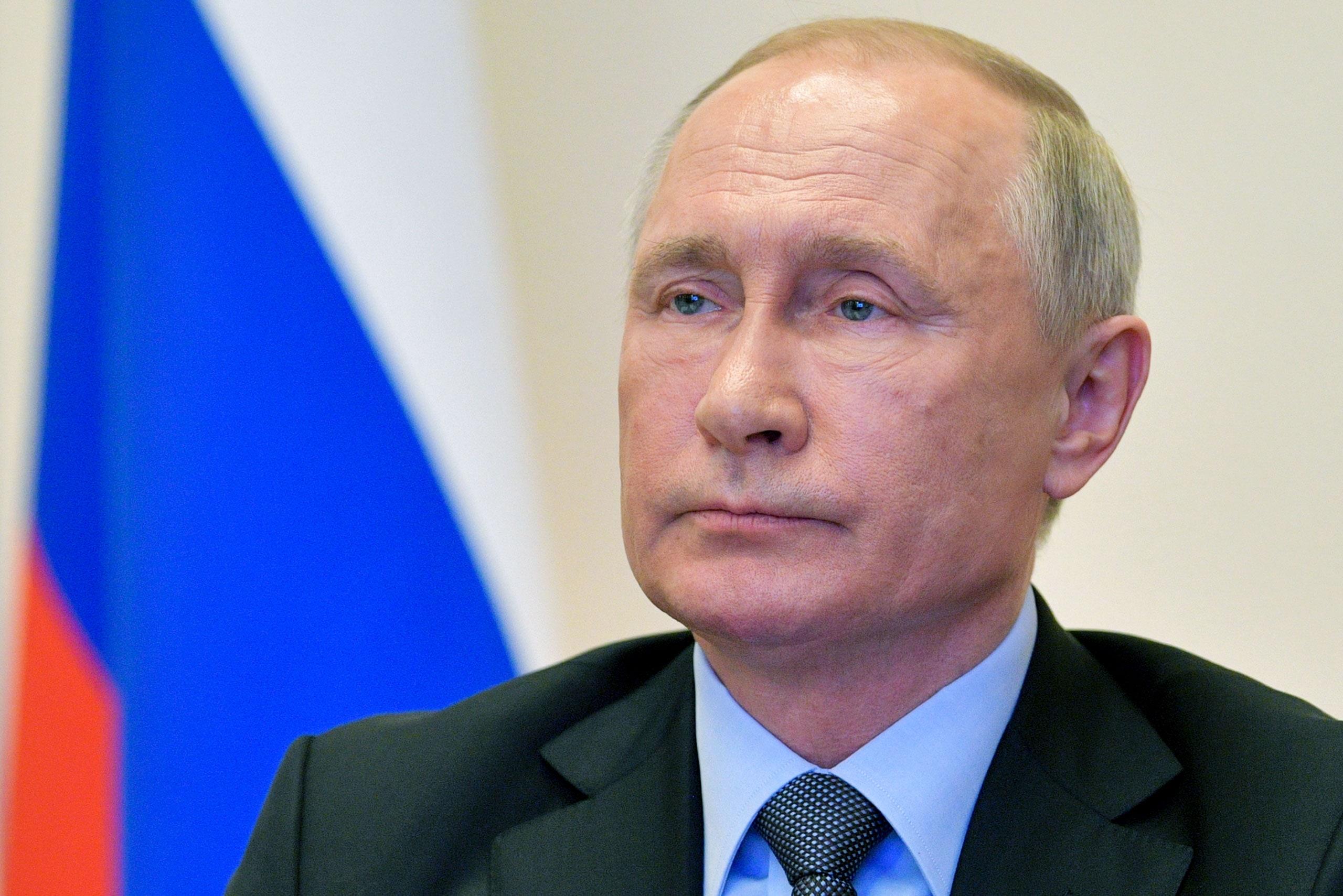 Putin: «Rusia no tiene ni puede tener ningún sentimiento de culpa por la Segunda Guerra Mundial»