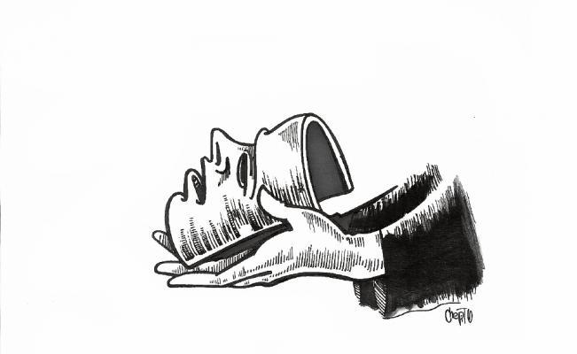 Fase II del golpe: se cayó la máscara