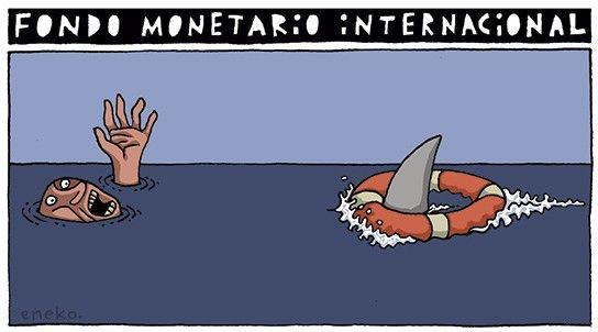 EL PRÉSTAMO ANTE EL FMI ES  ILEGITIMO