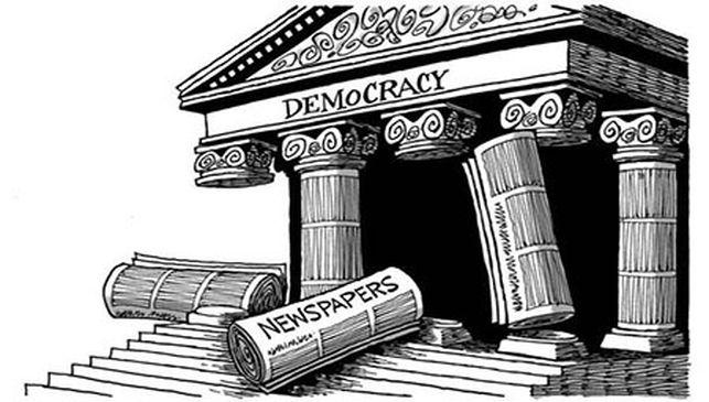 La hipocresía estadounidense: el fracaso de la democracia liberal y del discurso de la ciencia