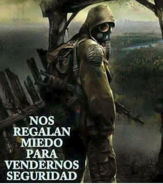 ENFRENTAR AL COVIODIO Y LA CACHIPORRA