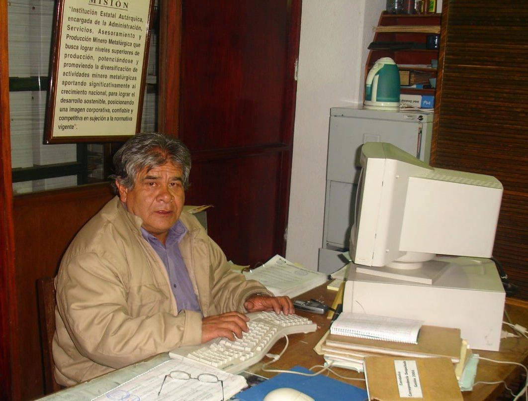 PRONUNCIAMIENTO DEL ARCHIVO HISTÓRICO DE LA MINERÍA NACIONAL DE LA CORPORACIÓN MINERA DE BOLIVIA