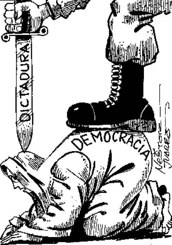 Con el MAS proscrito la Democracia esta cancelada ¡Elecciones ya¡
