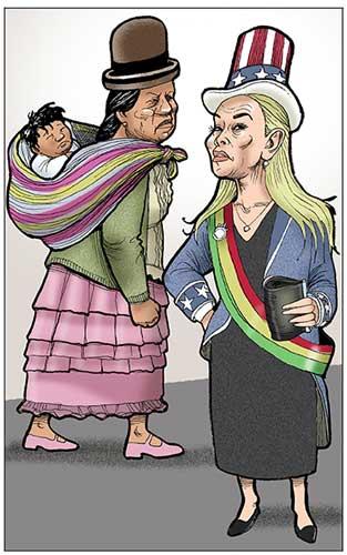 Las dos Bolivias