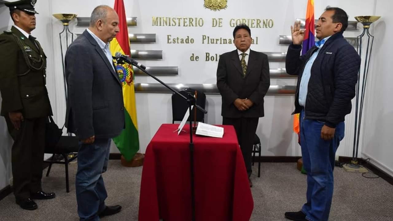 Viceministro de Gobierno recibió 140 respiradores con sobreprecio