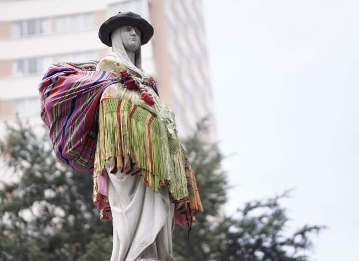 BOLIVIA: QUEREMOS UNA PATRIA PARA TODOS!