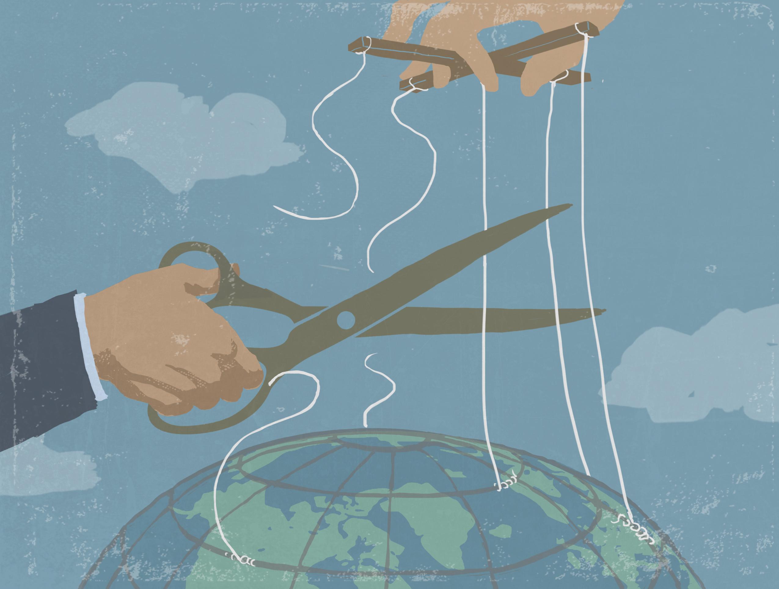 Ejes de reflexión sobre el problema de la soberanía