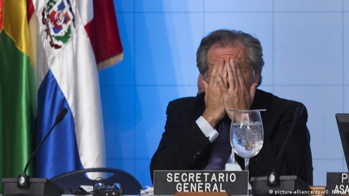 ¿Almagro tiene las horas contadas?: México prepara Cumbre de la CELAC para reemplazar a la OEA
