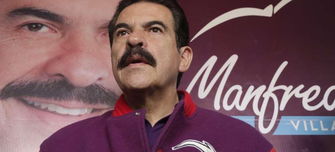 Orden de aprehensión confirmada para Manfred Reyes Villa
